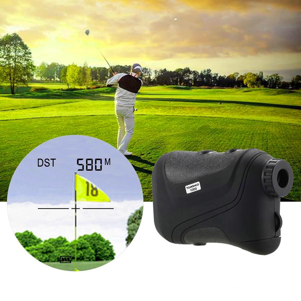 Benefit of golf rangefinder