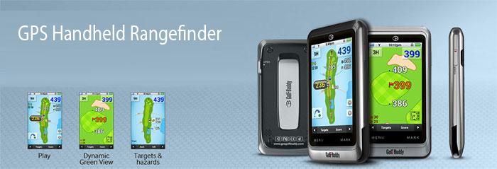 GPS handheld Rangefinder