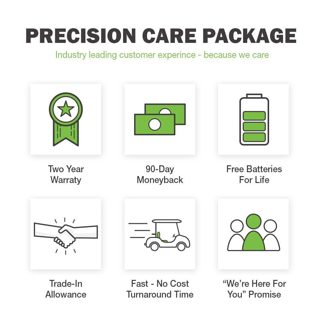 Precision pro NX7 golf Laser Range Finder features